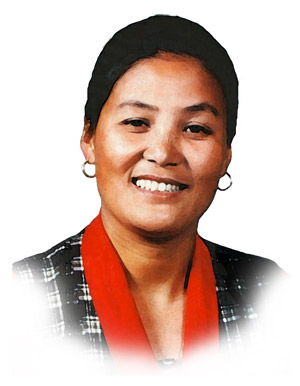 पासाङ ल्हामु शेर्पा